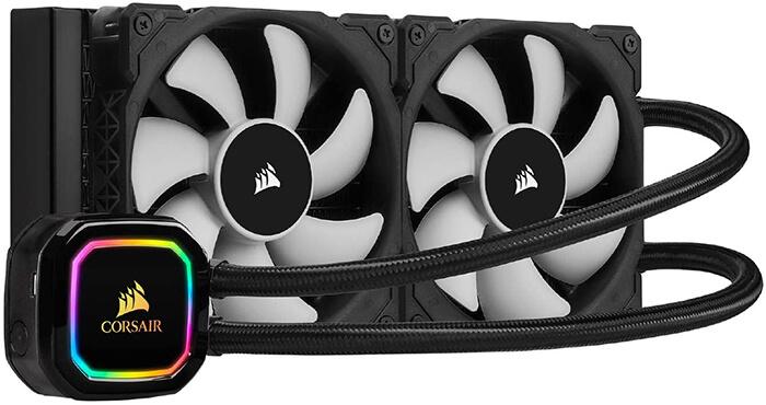 Revisión de Corsair H100I RGB Pro: ¡el mejor enfriador de CPU i9 10900k!