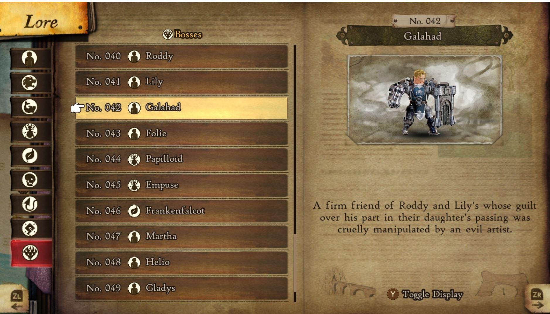 Bravely Default 2 Galahad
