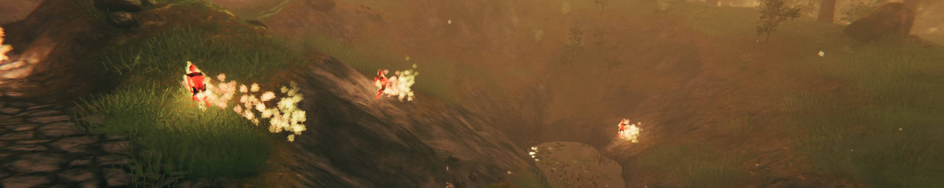 Valheim The Forest is Moving Base Raids Guía Surtlings