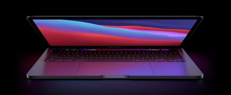MacBook Pro con sistema de refrigeración externo