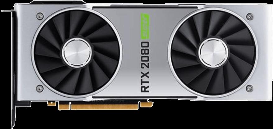 Edición Nvidia RTX 2080 Super Founders