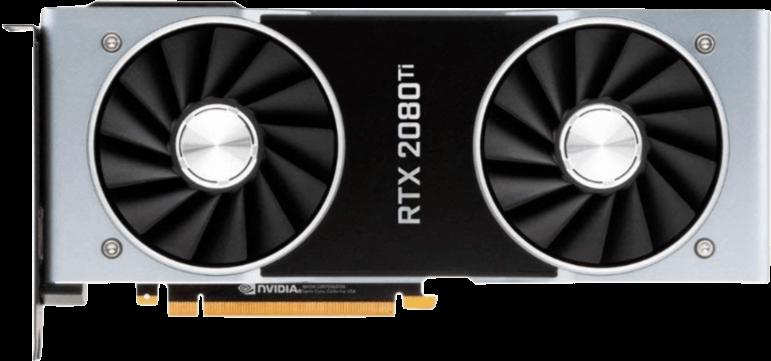 Edición Founders de Nvidia RTX 2080 Ti