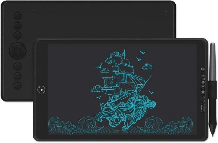 Las mejores tabletas de dibujo para niños de 8 a 12 años Huion Inspiroy Ink