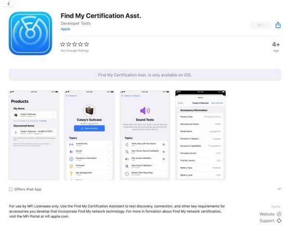 Apple lanza una nueva aplicación Find My