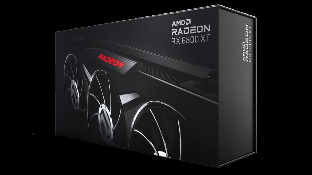 AMD lanza una variante limitada Radeon RX 6800 XT Midnight Black de su tarjeta gráfica Big Navi