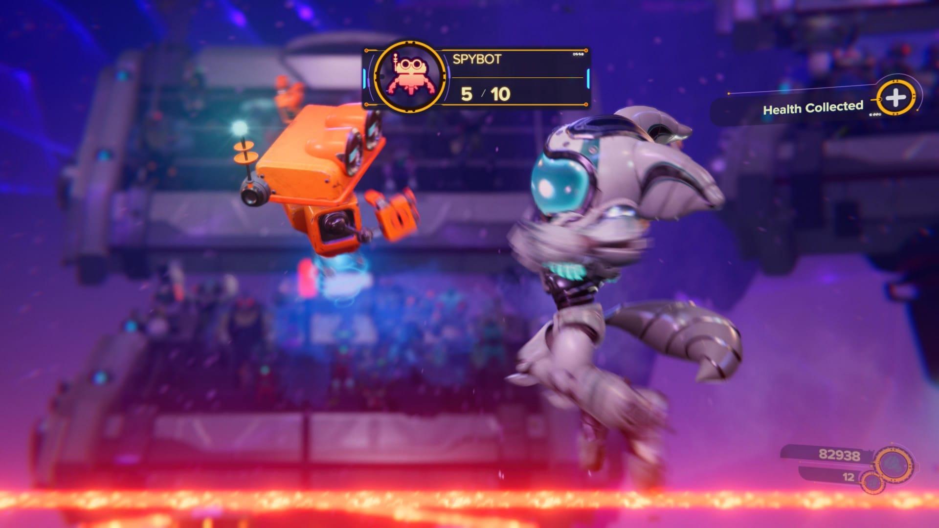 Ratchet & Clank Rift Apart Scarstu Spybot