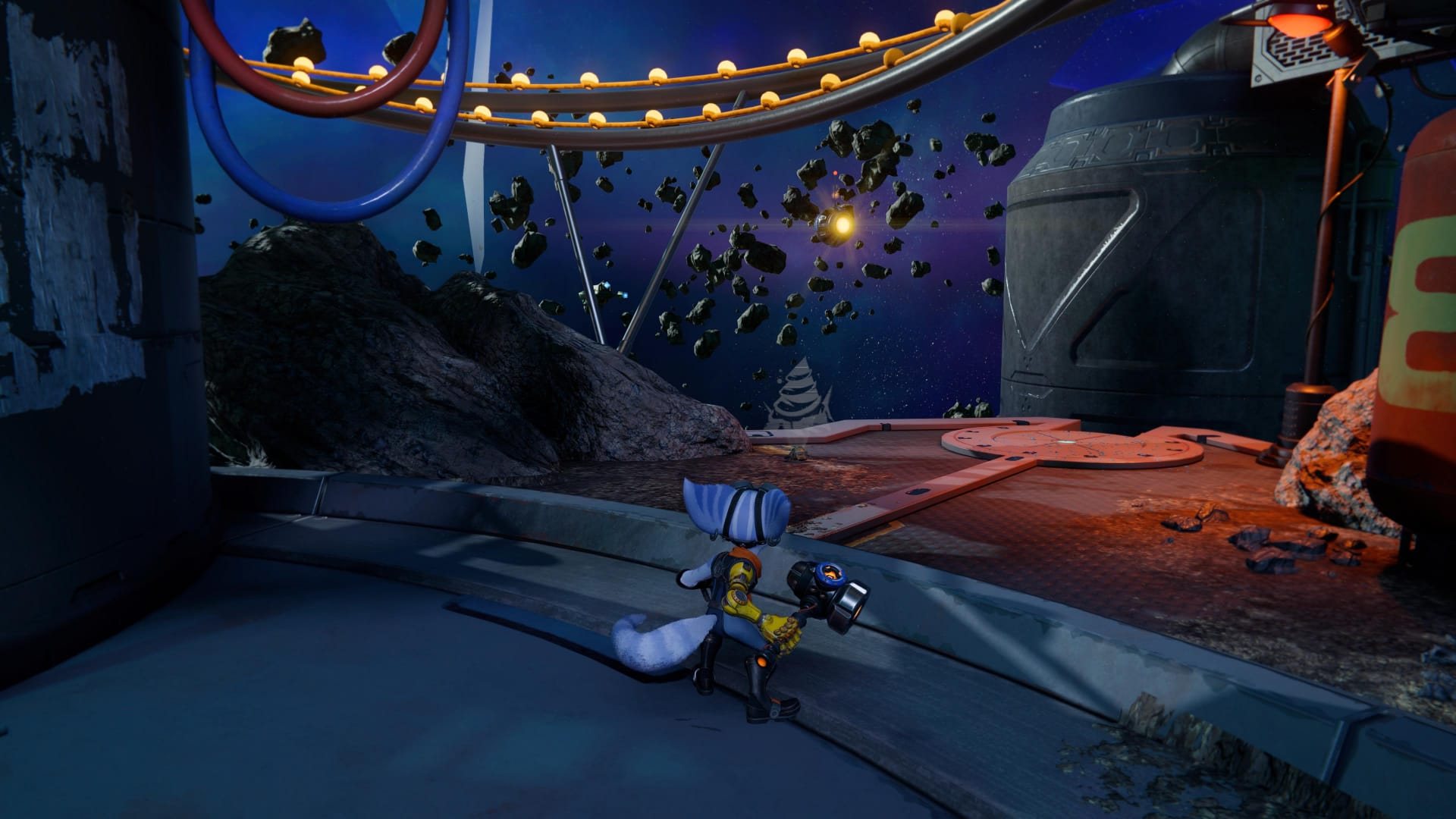 Ratchet & Clank Rift Apart Scarstu Spy Bot