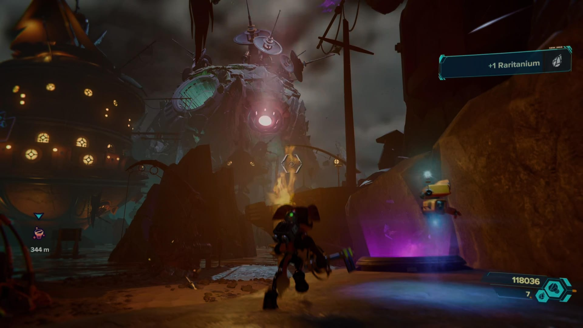Ratchet & Clank Ardolis Spy Bot