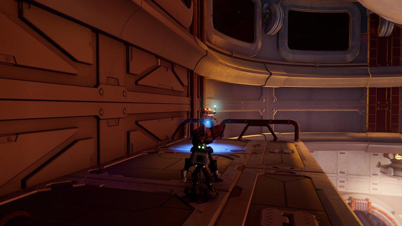 Ratchet & Clank Rift Apart Cordelion Spy Bot