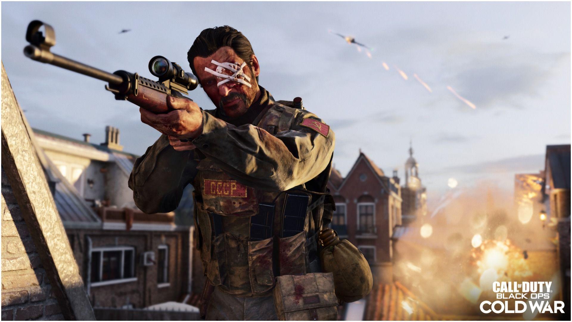 Call of Duty Black Ops Guerra Fría